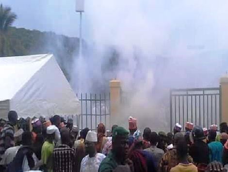 Incidents à Timbo (image d'archives)