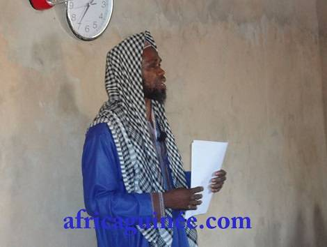 L'imam Aboubakr