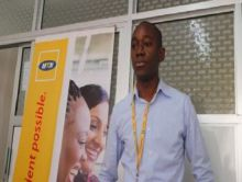 Chef marketing MTN Guinée
