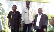 Aboubacar Sylla, Mouctar Diallo et Jean Marc Teliano