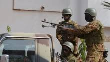Militaires Burkinabé-Photo: AFP