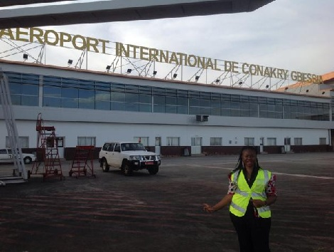 Aéroport International Conakry-Gbessia