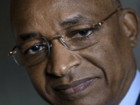 Cellou Dalein Diallo, chef de file de l'opposition