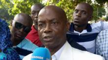 Le leader syndical, Aboubacar Soumah