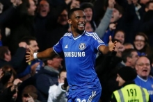 Samuel Eto'o-Photo: AFP