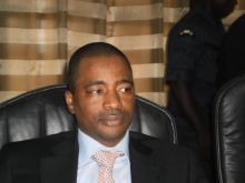 Tibou Kamara, ancien ministre de la communication