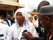 Fatoumata Barry, la veuve de Mamoudou Barry