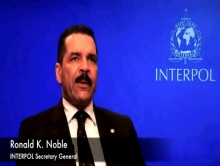 Ronald K. Noble Interpol