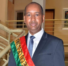"Thierno Souleymane Diallo ""Obama"""