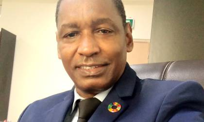 Ibrahima Ahmed BARRY, Journaliste/Consultant Guinée.