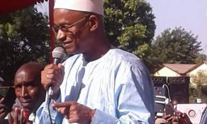 Cellou Dalein Diallo, leader de l'UFDG