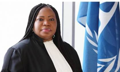 Fatou Bensouda, procureur de la Cour Pénale Internationale