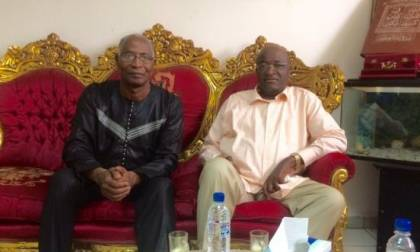 Bah Oury et Mamadou Sylla