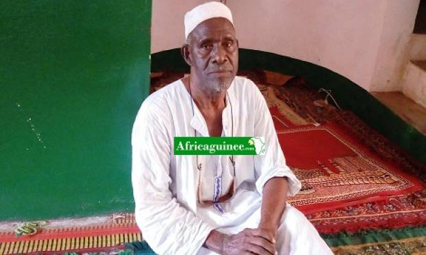 El hadj Marouf Barry