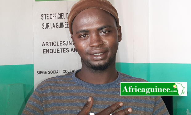 Thierno Iliassa Barry, ''C'est Touss''